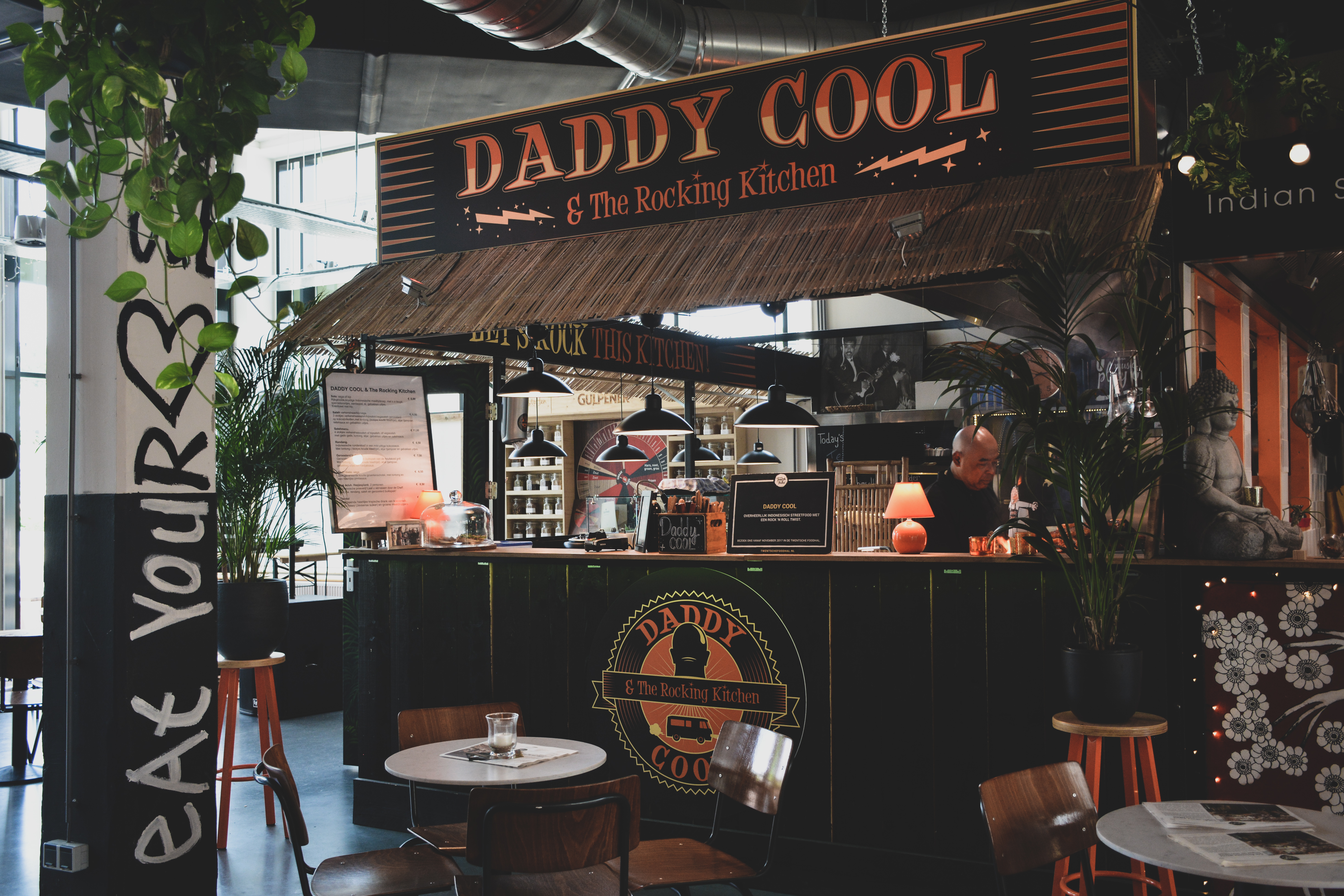 Daddy Cool & The Rocking Kitchen