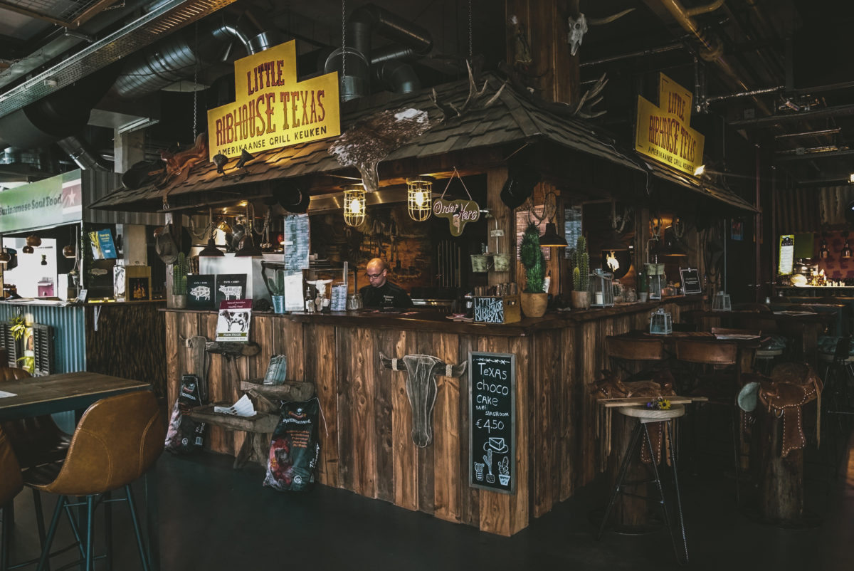 Twentsche Foodhal - Little Ribhouse Texas Enschede